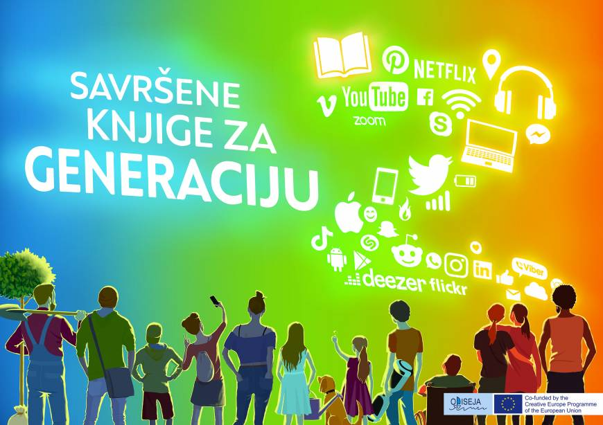 savršene knjige za generaciju z 2020 2021 perfect reads for generation z